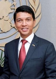 マダガスカルの大統領