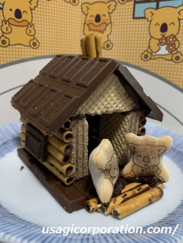 2021 0105 お菓子の家2