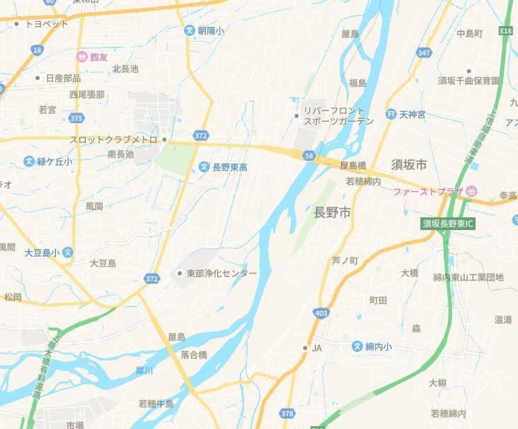 大豆島地図