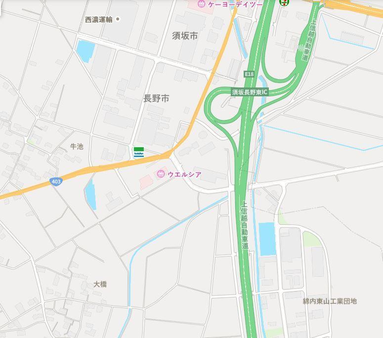 若穂綿内地図
