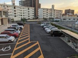 吉島公民館~駐車場20200730