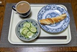 朝食20200804