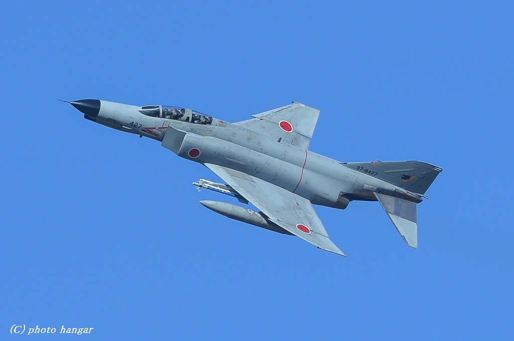 Fighter-wing  ファントム 第301飛行隊 Until the last time