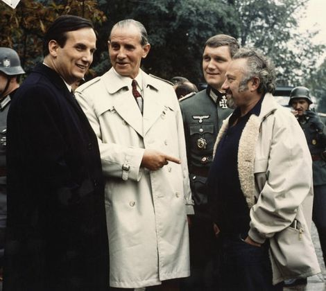 Otto Ernst Remer_Karl-Heinz von Hassel_Helmut Pigge_Franz Peter Wirth_Operation Walküre_1971