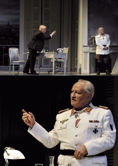 舞台劇『Diplomatie』
