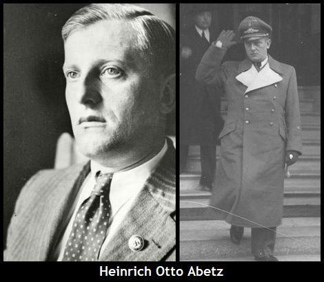 Heinrich Otto Abetz