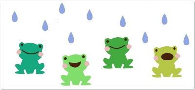 梅雨イラスト