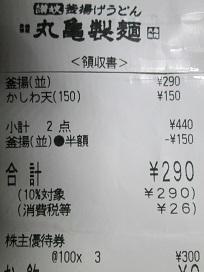 丸亀レシート2021.1-2