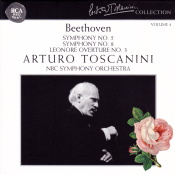 トスカニーニ/ベートーヴェン : 交響曲 第5番「運命」 1952