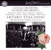 トスカニーニ/ミラノ・スカラ座管弦楽団 1920-21 アコースティック録音