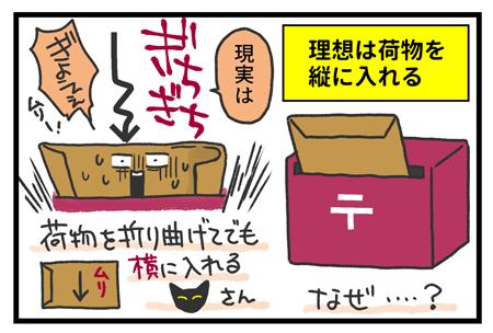 クロネコヤマト 配達