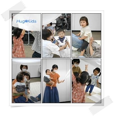 2歳リトミック広島市200918
