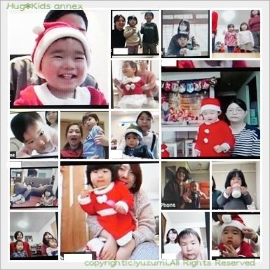 クリスマスリトミック広島2012