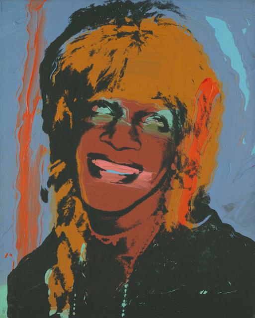Ladies and Gentlemen(Marsha P Johnson):Andy Warhol